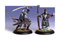 Blighted Swordsmen Abbot & Champion - Unit Attachment