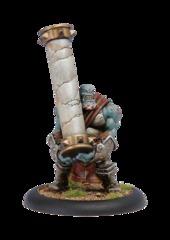 Kriel Warrior Caber Thrower
