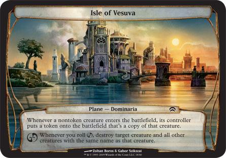 Isle of Vesuva