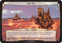 Naar Isle on Channel Fireball