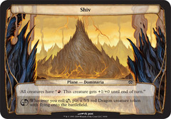 Shiv on Channel Fireball