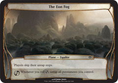 The Eon Fog on Channel Fireball