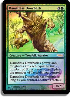 Dauntless Dourbark (2008 States Foil)