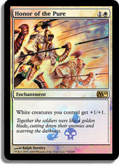 Honor of the Pure (Magic 2010 Buy-a-Box Promo)