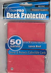 Deck Protector Lava Red (50 ct)