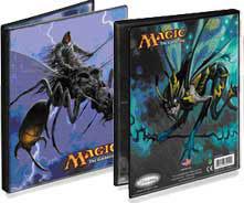 Eventide Needle Specter & Indigo Faerie 4 Pocket Portfolio