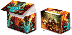 Deck Box Cinder Pyromancer Light From Within