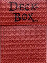 Deck Box Textured