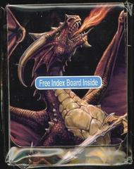 Max Protection Celtic Dragon Deck Box