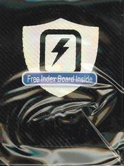 Max Protection Vertical Black Lightning Bolt Deck Box