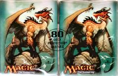 Deck Protectors Magic The Gathering Oros the Avenger (80  ct)