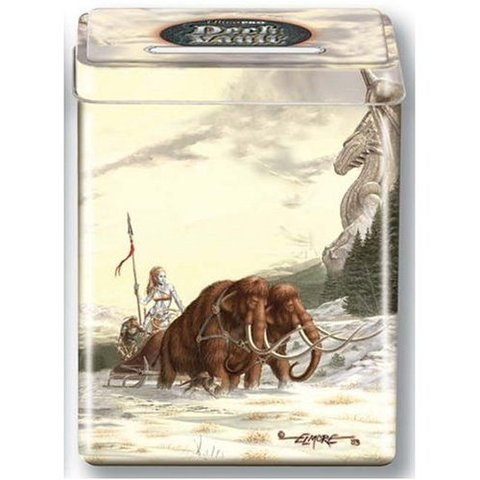 Ultra Pro Gallery Series Steel Alloy Deck Vault - Elmore - Mammoth Rider