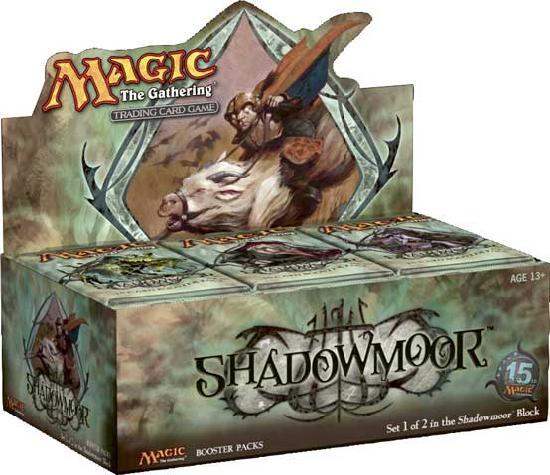 Shadowmoor - Booster Box