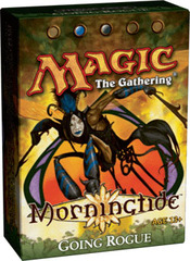 Morningtide Going Rogue Precon Theme Decks