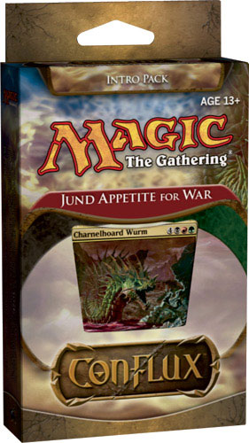 Conflux Intro Pack - Jund Appetite for War