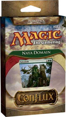 Conflux Intro Pack - Naya Domain