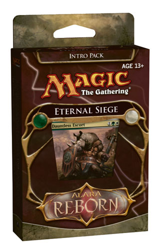 Alara Reborn Intro Pack - Eternal Siege