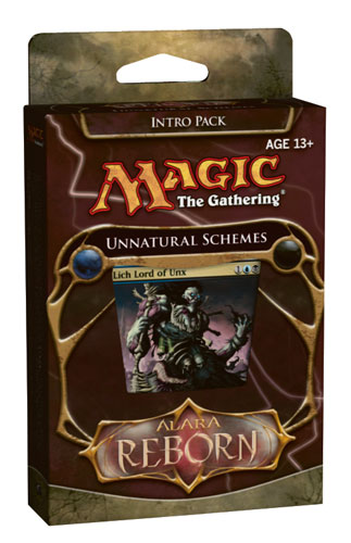 Alara Reborn Intro Pack - Unnatural Schemes