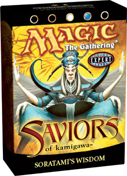 Saviors Soratamis Wisdom Precon Theme Deck