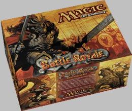 MTG Battle Royale Multi-Player Box Set