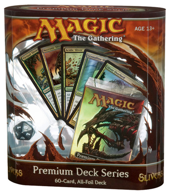 Premium Deck Series - Slivers