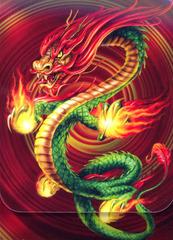 Max Protection China Dragon 2.0 Deck Box