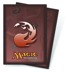 Ultra Pro Deck Protector Red Mana Symbol (80 ct)