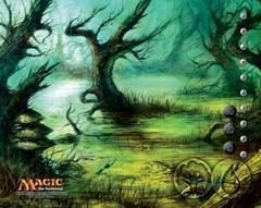 Eventide Flooded Grove Playmat