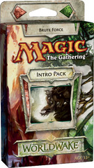 MTG Worldwake Intro Pack:
