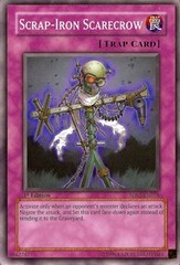 Scrap-Iron Scarecrow - 5DS2-EN038 - Common - 1st Edition