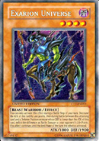 Exarion Universe - CT2-EN002 - Secret Rare - Limited Edition