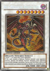 Red Dragon Archfiend - CT05-EN002 - Secret Rare - Limited Edition - Promo