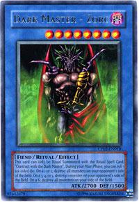 Dark Master - Zorc - CP02-EN010 - Rare - Unlimited Edition