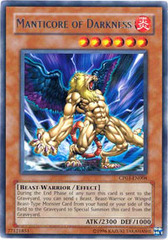 Manticore of Darkness - CP03-EN008 - Rare - Unlimited Edition on Channel Fireball