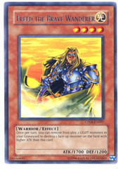 Freed the Brave Wanderer - CP04-EN007 - Rare - Limited Edition