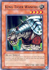 King Tiger Wanghu - DB2-EN207 - Common - Unlimited Edition