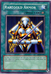 Raregold Armor - DR1-EN091 - Common - Unlimited Edition