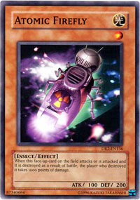 Atomic Firefly - DR2-EN136 - Common - Unlimited Edition