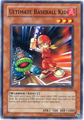 Ultimate Baseball Kid - DR3-EN021 - Common - Unlimited Edition