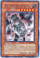 Ancient Gear Beast - DR3-EN187 - Rare - Unlimited Edition