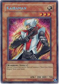 Kaibaman - DR04-EN245 - Secret Rare - Unlimited Edition