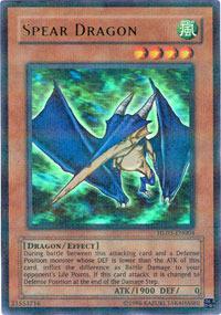 Spear Dragon - HL03-EN004 - Parallel Rare - Limited Edition
