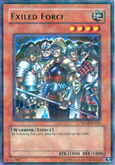 Exiled Force - HL04-EN001 - Parallel Rare - Limited Edition