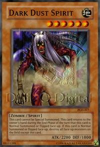 Dark Dust Spirit - HL07-EN003 - Parallel Rare - Limited Edition