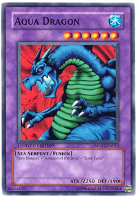 Aqua Dragon - MDP2-EN013 - Common - Limited Edition