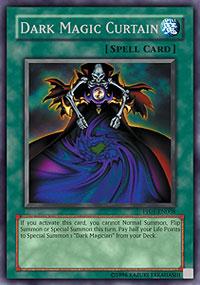 Dark Magic Curtain - PP01-EN008 - Secret Rare - Unlimited Edition