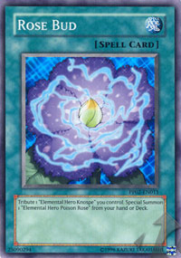 Rose Bud - PP02-EN011 - Super Rare - Unlimited Edition