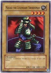 Masaki the Legendary Swordsman - SDJ-007 - Common - 1st Edition