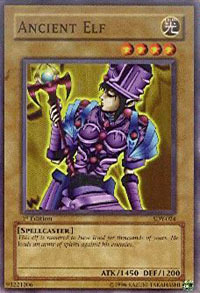 Ancient Elf - SDY-024 - Common - 1st Edition