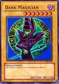 Dark Magician - SYE-001 - Super Rare - 1st Edition